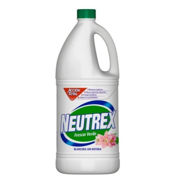 Neutrex lejía Frescor Verde 1,8 L