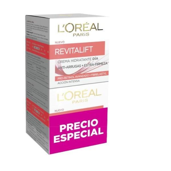L'Oréal Paris Revitalift crema hidratante Anti-Arrugas 50+50 ml